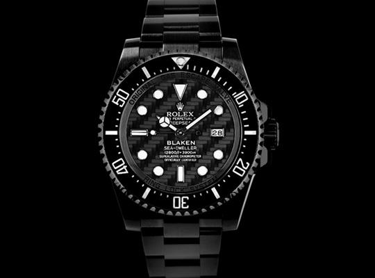 Blacken x Rolex