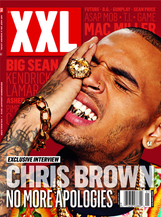 Chris Brown/Big Sean Covers XXL